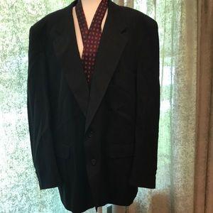 Vintage Pinstripe Christian Dior Monsieur Suit